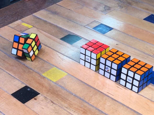 Unable to figure out a solution to the Rubik's Cube? This