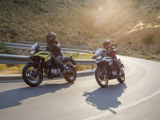 BMW Motorrad unveils all-new F750 GS and F850 GS starting at Rs 11.95 lakh