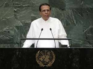 LTTE planned to attack Colombo targets with plane from Chennai: Sri Lankan President