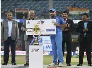 Asia Cup: India defeat Bangladesh by three wickets