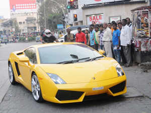 Lamborghini Upbeat On India Play Despite Headwinds The Economic Times