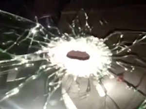 UP police shoots down civilian in Lucknow for not stopping car