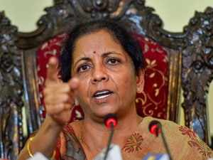 Deterrent action to continue at Pakistan border: Sitharaman