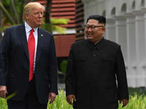 trump-Kim-AFP