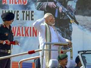 Indian soldiers will give befitting reply to peace ruiners: PM Modi in Mann Ki Baat