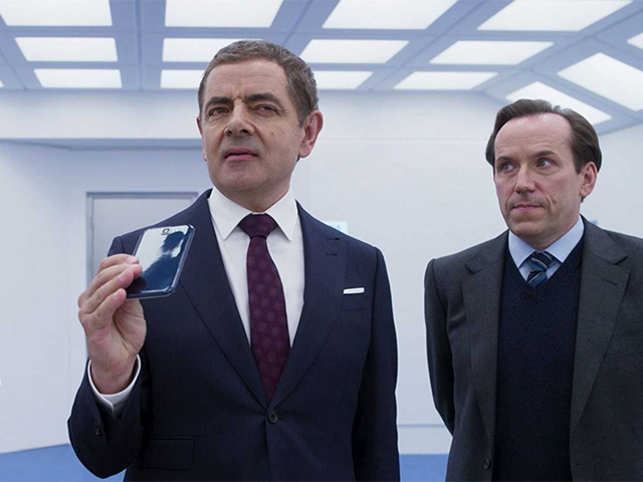 Johnny English Strikes Again Review Atkinson Will Charm You With