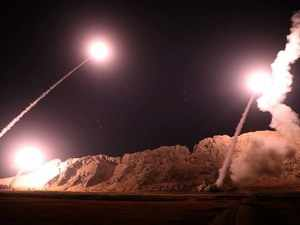 Iran fires missiles against 'terrorist' camp in Syria: Revolutionary Guards