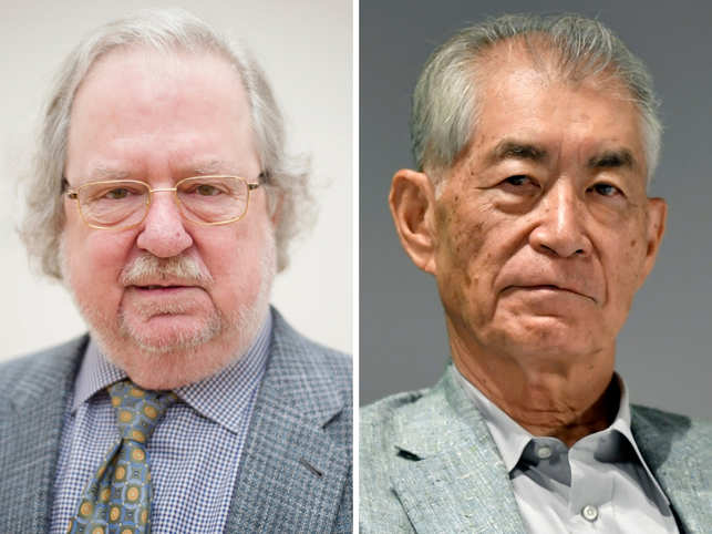 James Allison, Tasuku Honjo