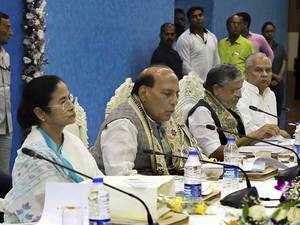 West Bengal: Rajnath Singh chairs 23rd meeting of Eastern Zonal Council