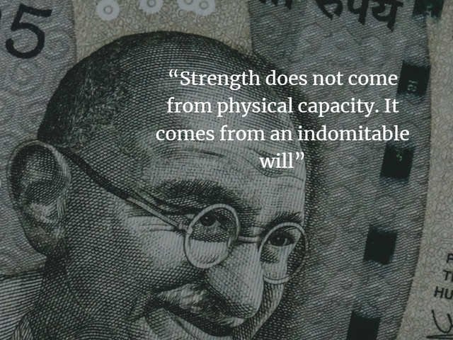 Live And Learn Quotes By Mahatma Gandhi That Remain An Inspiration