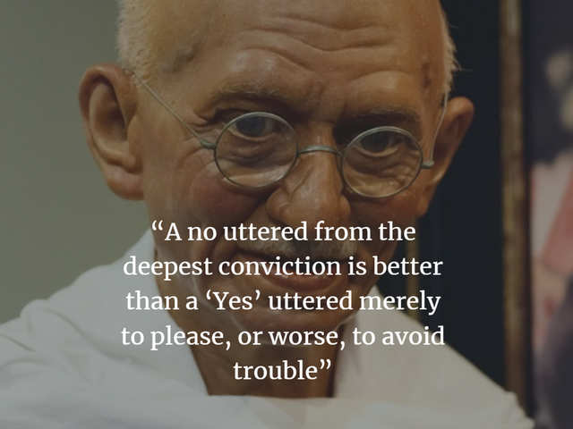 honesty is the best policy live and learn quotes by mahatma