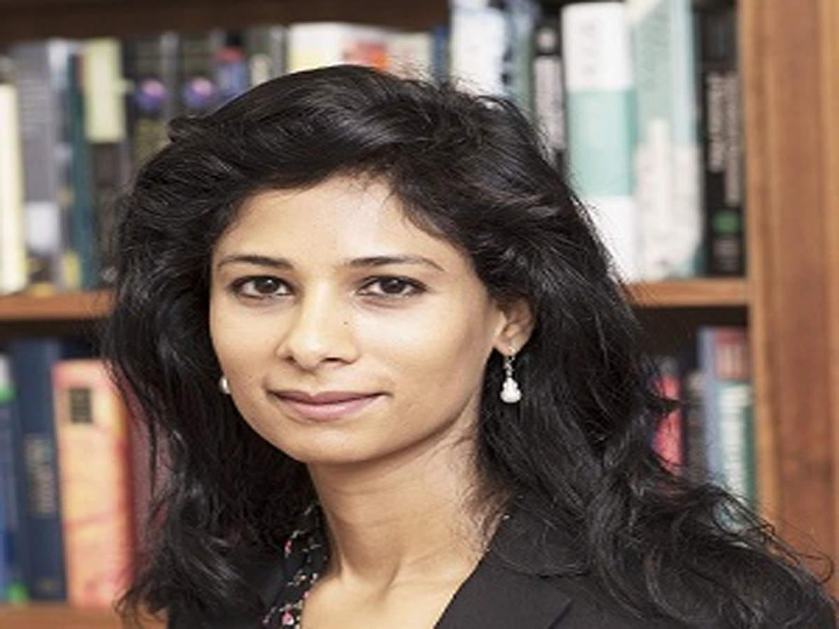 Harvard economist Gita Gopinath appointed chief economist at