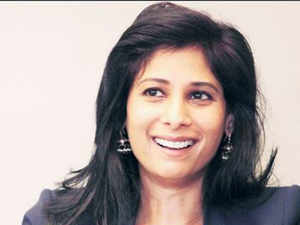IMF Appoints Gita Gopinath as Chief Economist