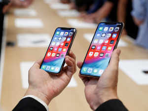 171fbaaaa Apple's new iPhone XS and XS Max saw lower sales in the Indian market with  several large retailers across the country saying they are for the first  time ...