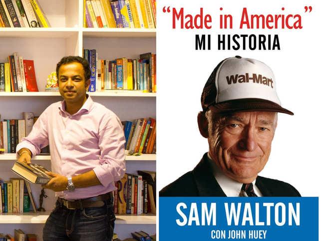 Walmart Founder Sam Waltons Made In America Motivated Saurabh Garg To Be An Entrepreneur