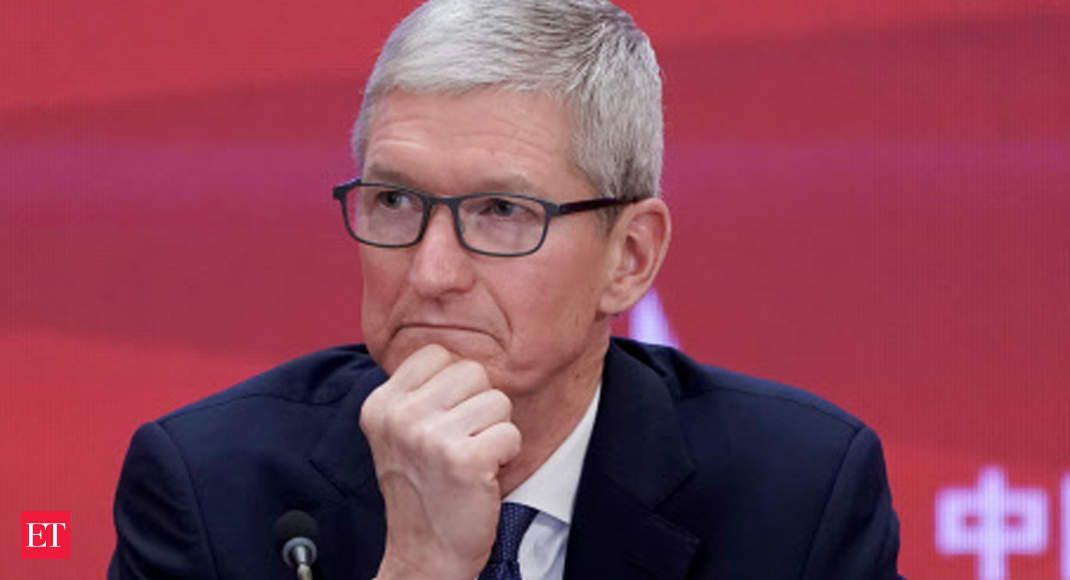 Apple chief says firm guards data privacy in China
