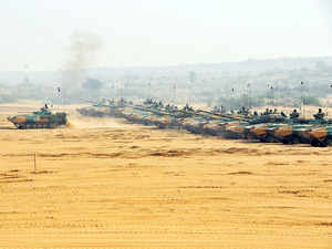Indo-Russian joint military drill from November 18 in Uttar Pradesh