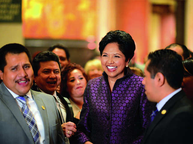 Indra Nooyi s parting note as PepsiCo CEO to staff  Listen to podcasts 1827e028b