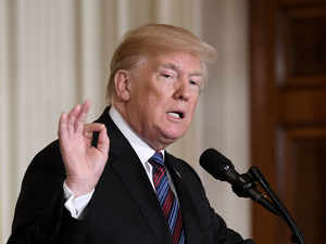 2efcabe1793 President Donald Trump says Saudi Arabia s king