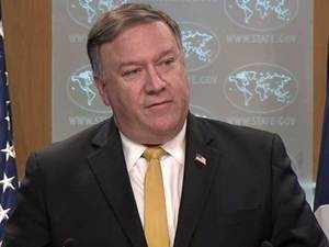 Pompeo announces termination of 1955 treaty with Iran after UN court ruling
