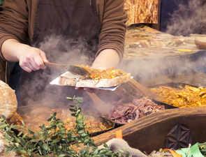 Kolkata's bhetki, Thailand's karee puff: Offbeat street food debuts on Bengaluru menus