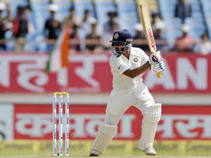 Shaw Who Became The 293rd Cricketer To Represent India In Tests Showed Supreme Confidence From Ball One On Which He Offered A Watchful Leave