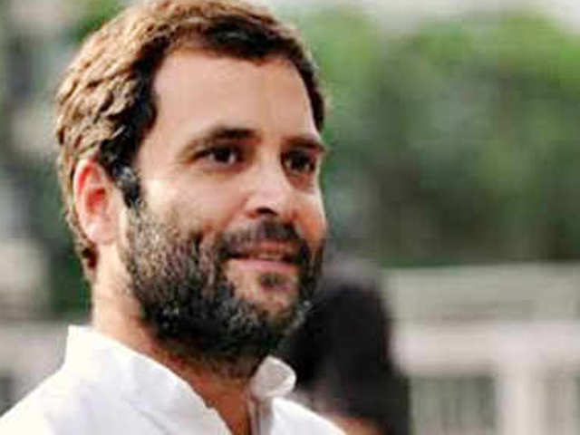 Rahul Gandhi says Rupee not breaking, is broken