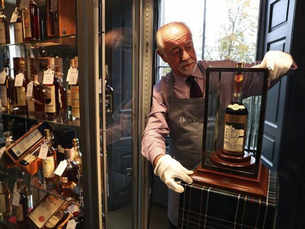 Macallan Valerio Adami: The holy grail of whisky sold for $1.1 million