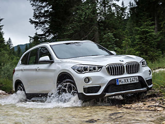 Petrol variant of BMW X1 launches at Rs 37.5 lakh