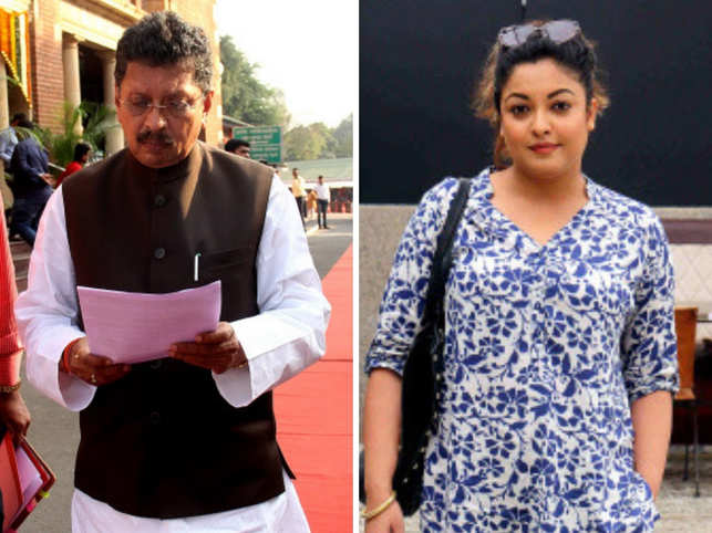 Case Filed Against Tanushree Dutta For 'Defaming' Raj Thackeray, MNS