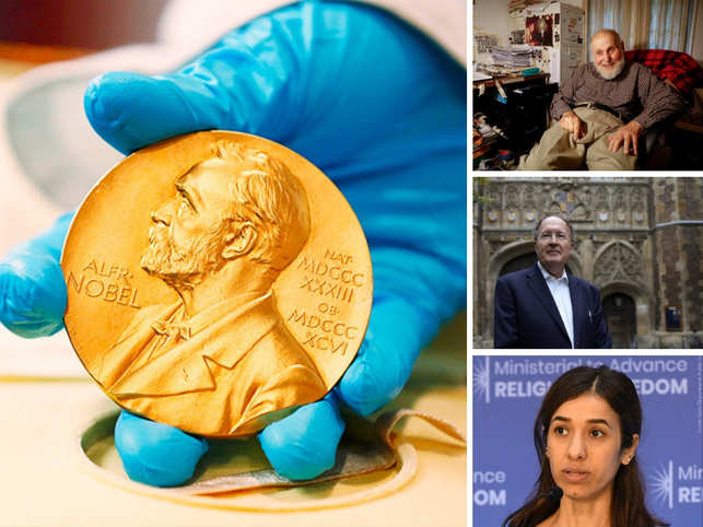 Swedish chemist, engineer and philanthropist Alfred Bernhard Nobel believed people can improve the society with knowledge, science and humanism.  Nobel Prize, part of the scientist's will, has been in existence since 1895. The award is presented for exceptional work in the fields of physics, chemistry, physiology/medicine, literature, peace and economic sciences.  After a #MeToo scandal, this year's Literature Prize was scrapped for the first time in 70 years.  Here's a look at the Nobel laureates of 2018.
