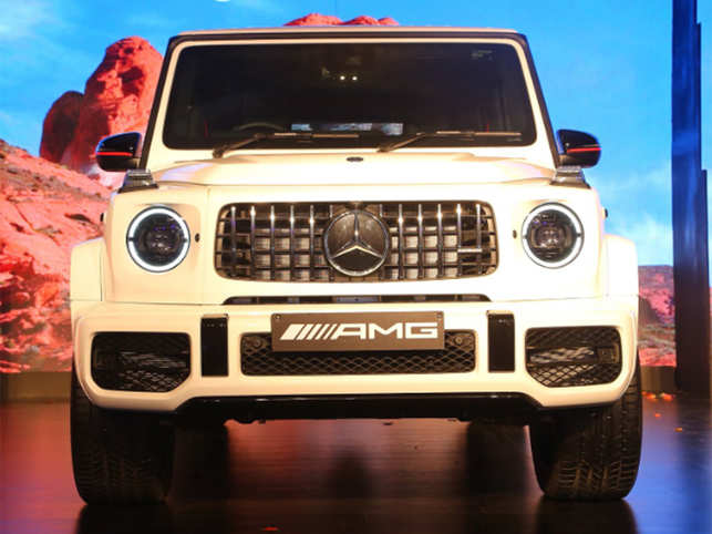 Luxe On Wheels Mercedes Benz Drives In New Amg G 63 At Rs 2 19 Crore