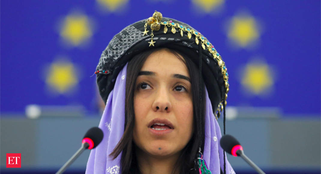 Nadia Murad: From jihadist slave to Nobel laureate - ​Nadia Murad: The Yazidi