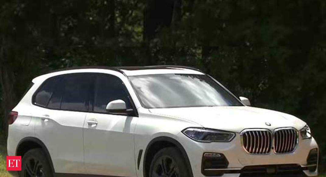Autocar Show 2019 Bmw X5 First Drive Review The Economic Times