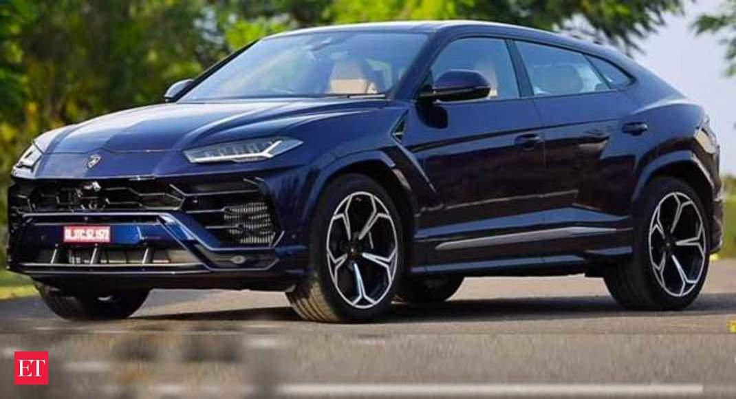 Autocar Show Lamborghini Urus First Drive Review The Economic