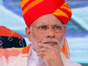 Congress practises vote bank politics, divides to rule: PM Modi in Rajasthan