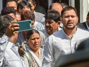 Bail for Rabri, Tejashwi Yadav in IRCTC case