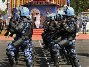 PM's constituency to get anti-riot, crowd control paramilitary unit base