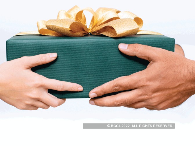 Gifts from relatives are always tax-free - The Economic Times