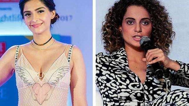 Who is Sonam Kapoor to judge my #MeToo story?: Kangana Ranaut