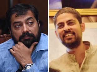 Anurag Kashyap (L) & Varun Grover