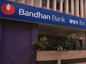 Bandhan Bank Q2 net profit jumps 47% YoY to Rs 488 cr