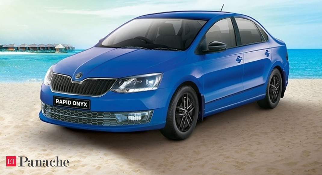 Launching At A Starting Price Of Rs 9 75 Lakh The Skoda Rapid Onyx Is The Car That You Need To Buy Right Now The Economic Times