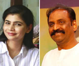 #MeToo: Singer Chinmayi Sripaada reveals she was asked to visit poet Vairamuthu in hotel