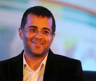 #MeToo: Chetan Bhagat says he's not a harasser; allegations have affected him, his family