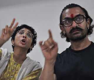 #MeToo in India: Aamir Khan, Kiran Rao walk out of movie, refuse to work with colleague accused of sexual harassment