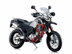 Motorcycle-ETAuto