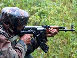 Ph.D scholar among 2 militants killed in J&K