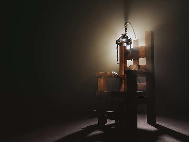 Death penalty decline