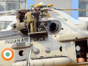 Mi-17 chopper force-lands in Arunachal, all 16 people on board safe